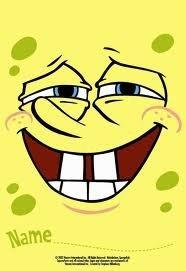 (SpongeBob Classic Party Bag - 8 Count )
