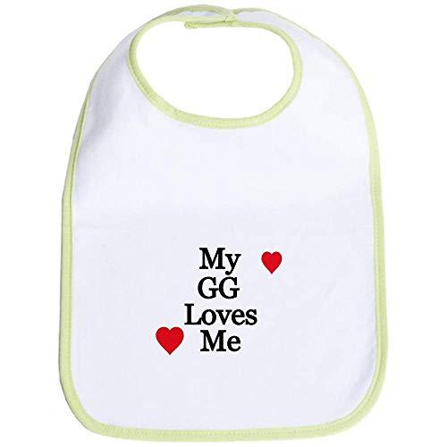 - My GG loves me Bib - Cute Cloth Baby Bib, Toddler Bib3