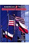 American and Texas Government Essentials, Osterman, John, 0757599982