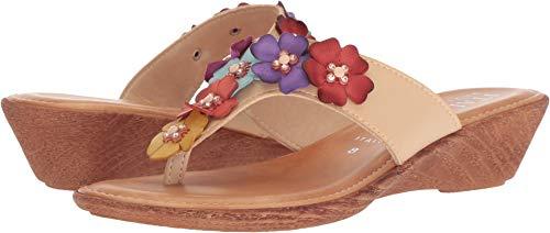 ITALIAN Shoemakers Women's Giggle Color Multi 11 M US M -