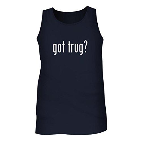 Got trug? - Men's Adult Tank Top, Navy, Medium (Basket Bugs Wicker)