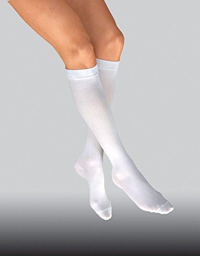 JOBST ANTI-EM/GP Knee Seamless, MEDIUM REGULAR, 111406 (Box of 12 PAIRS) by BSN Medical Inc