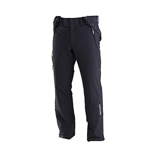 DESCENTE Men's SWISS PANT - Black - 36 Short Descente Black Shorts