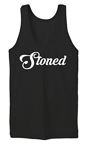Stoned Tanktop Girls Nero Certified Freak