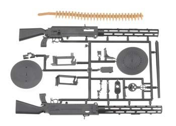 - WILLIAMS BROTHERS 16300 1/6 Parabellum Aero Machine Gun WBRQ0515