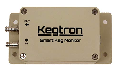 Lowest Price! Kegtron Smart Keg Monitor – Single Tap | Track Your Keg Levels From Your Phone | Upgrade Your Taps