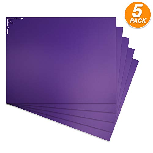 Emraw Poster Board Lightweight Craft Backing Boards for