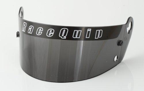 RaceQuip 202004 RidgeLine SA-2005 Dark Smoke SA-2005 Helmet and Youth Helmet Shield ()