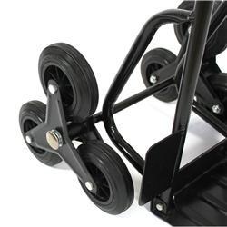 Carretilla de mano escaleras telescópica con pala de carga plegable: Amazon.es: Industria, empresas y ciencia