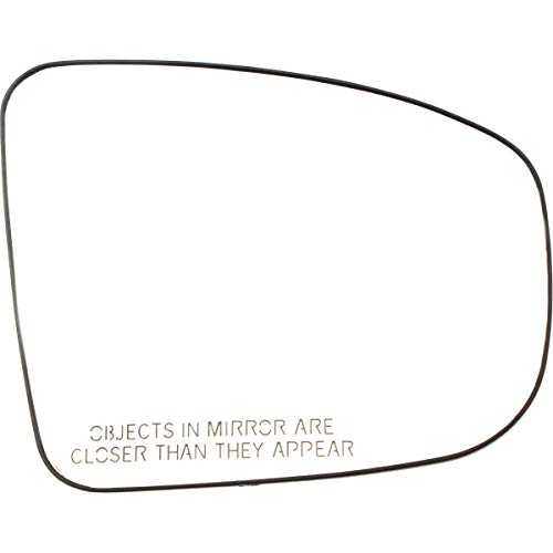 New Mirror Glass Passenger Right Side RH Hand for Nissan Pathfinder 963653KS0A