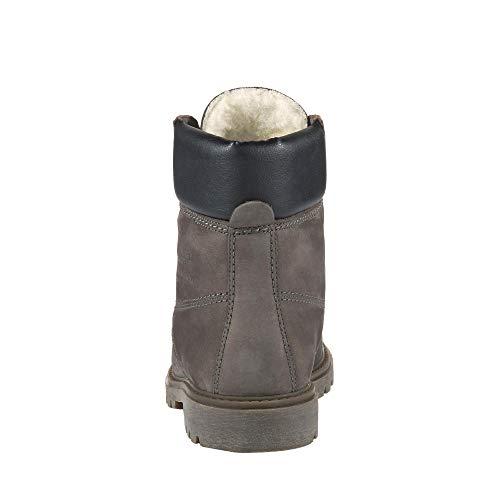 Grau nobuck Boot Panama Wool gris C14N Jack grey per Uomo rfPPtY0wq