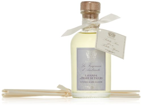 - Antica Farmacista Home Ambiance Diffuser, Lavender & Lime Blossom, 3.38 Fl Oz, Pack of 1