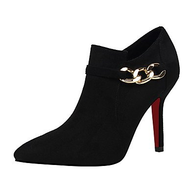 Wsx & Plm Femmes-bottines-casual-confortablefashion Leather-noir / Rouge / Kaki / Camel, Us7.5 / Eu38 / Uk5.5 / Cn38