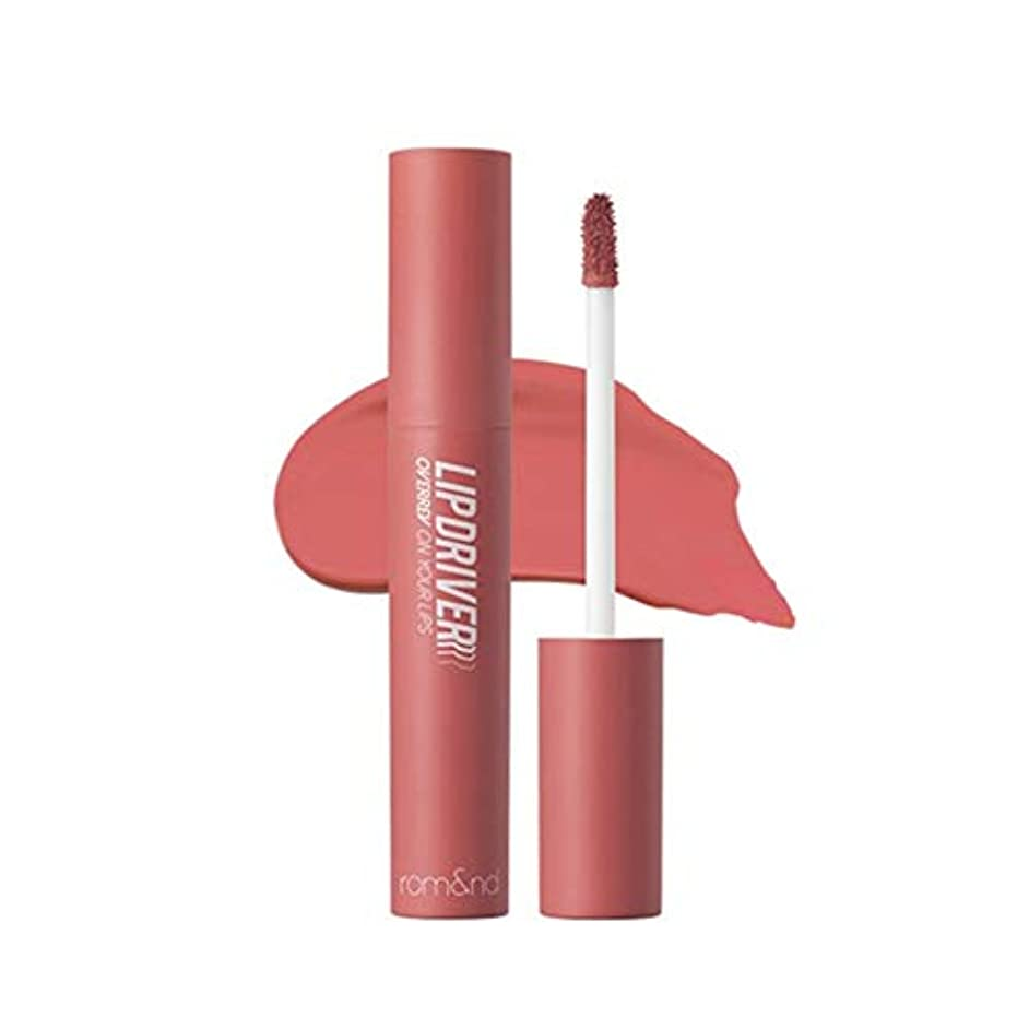 うんざり承知しました問い合わせローム?アンド?リップドライバリップスティック5カラー韓国コスメ、Rom&nd Lipdriver Lipstick 5 Colors Korean Cosmetics [並行輸入品] (#05. overrev)