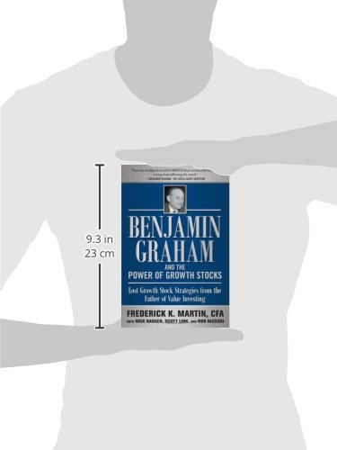 31Uoi9lZN L - Benjamin Graham and the Power of Growth Stocks:  Lost Growth Stock Strategies from the Father of Value Investing