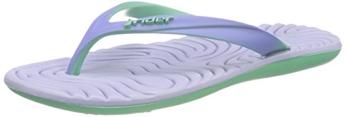blue 8104 Fem Tongs Iv Smoothie Multicolore green Rider Femme q8S0xwUU