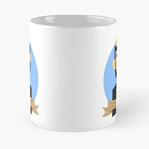 The West Wing Toby Ziegler Tww Character Gift Coffee/tea Ceramic Mug Father Day