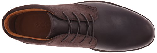 ECCO Marrone Mocha Stivali 58877 coffee Uomo Findlay Chukka UwrgqUB
