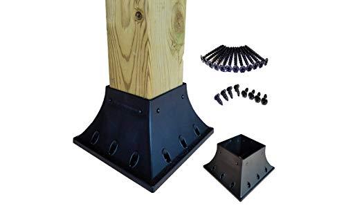 4x4 wood post - 7