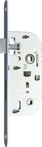 Cerradura para empotrar en ba/ño o aseo Abus SE 40 BDC C W eje de 40 mm