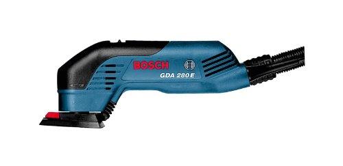 Turbo Bosch GDA 280 E Professional Deltaschleifer im Handwerkerkoffer  LR75