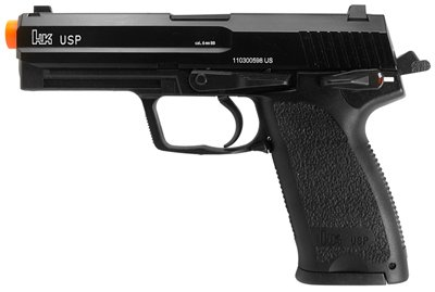 (h&k kwa usp with ns2 gas blow back system - 0.240 caliber(Airsoft Gun))