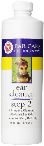 Miracle Care R-7 Ear Cleaner, 16-Ounce (Ear Care Ear Cleaner)