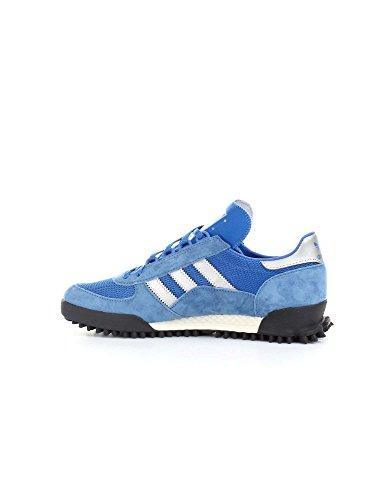 adidas Marathon TR, Scarpe da Fitness Uomo Blu (Azretr/Azul/Negbas 000)