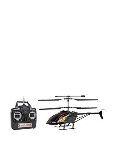 World Tech Toys 3.5 Ch Hulk Hogan Unbreakable Remote Control Gyro Helicopter Vehicle by World Tech Toys