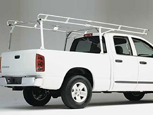 Hauler Racks Universal Removable Aluminum Truck Rack - Fits Mini Trucks (6ft.-7ft. Bed), Model# (Toyota Tacoma Hauler Rack)