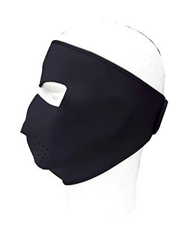 Masque de ski, masque de visage de néoprène, masque d'Airsoft, masque de temps froid de chasse/masque de pêche d'hiver 3