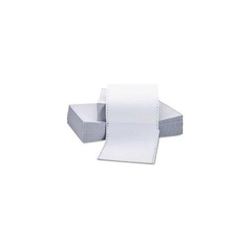UNIVERSAL OFFICE PRODUCTS 15703 Two-part Carbonless Paper 15lb 9-1/2 X 11 Perforated White 1650 Sheets by Universal Office Products