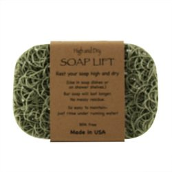 (1 X Sage Soap Lift soap dish by Soap Lift)