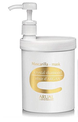 ARUAL MASCARILLA CRYSTAL DIAMOND ELIXIR DE ARGAN 1000 ML
