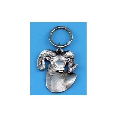 Big Horn Sheep Keychain: Toys & Games
