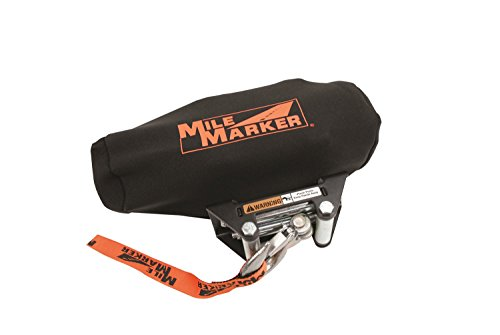 Winches Marker Mile Atv - Mile Marker 8505 Winch Cover (Fits 2500 lb. to 3500 lb. Electric Winches)