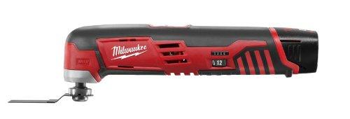 Milwaukee 2426-21 M12 12-Volt Cordless Lithium-Ion Multi-Tool Kit