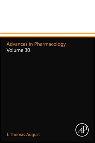 Advances in Pharmacology: Volume 30