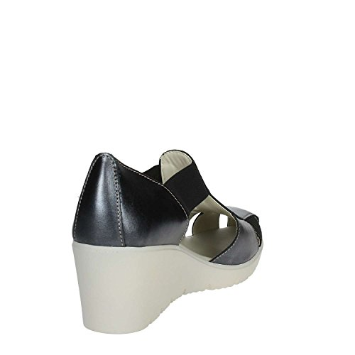 Sandal IE1953 Soft Charcoal Mujer Cinzia 004 Gris wTRqnSt