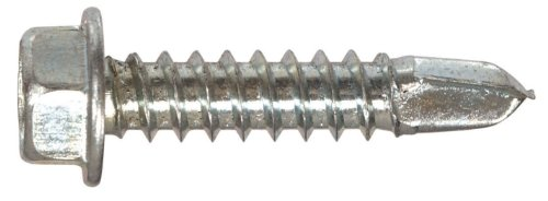 The Hillman GroupThe Hillman Group 35167 Hex Washer Head Self-Drilling Screw 14 x 1-1/4 25-Pack (Psp 1000 Screwdriver)
