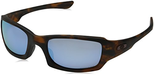 24a991518f Oakley Fives Squared Sunglasses w Iridpol  Oakley  Amazon.co.uk  Sports    Outdoors