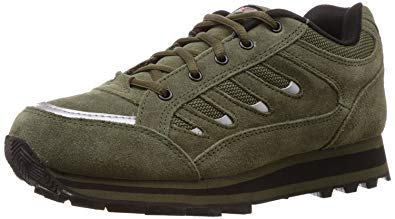 Lakhani Touch 111 Olive Jogging Shoes