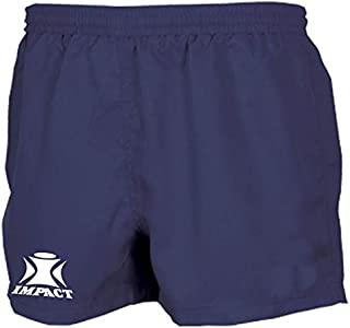 Impact France - Short Glasgow Bleu Marine Impact Rugby - Taille : 13-14 Ans