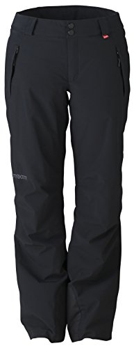 Marker Women's Chute Pants, Black, (Marker Ski Pants)