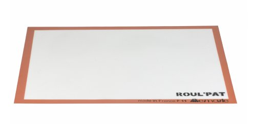 Sasa Demarle AD800585-01 Roul' Pat 31.5 by 23-Inch Silicone Non-Stick and Non-Slip Baking Mat, Jumbo