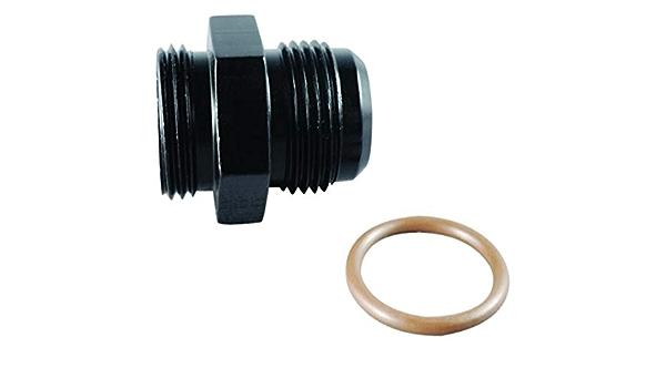 Bulkhead Nut Fragola 492404-BL Black Size -4