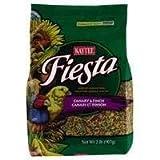 Bird Supplies Kaytee Fiesta Canary/Finch 2Lb 6Cs by Kaytee