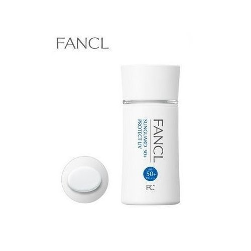 Fancl Japan Sunguard 50 Sunscreen Uv Lotion (60ml/2oz) Spf50 Pa+++ Face & Body by Fancl