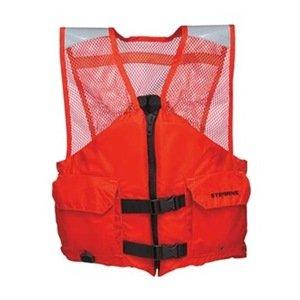 正規 Flotation Vest, Orange, Nylon, Nylon, B0078RXTXS L L by Sevylor B0078RXTXS, クシラチョウ:f8a59ebb --- a0267596.xsph.ru