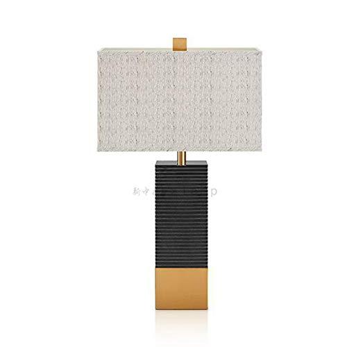 L&L Lámpara de Mesa Sala de Estudio Dormitorio lámparas de ...